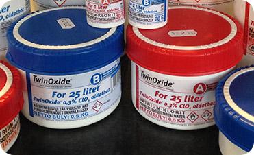 ТвинОксид, упаковка 25 литров