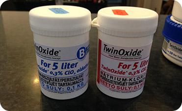 ТвинОксид, упаковка 5 литров